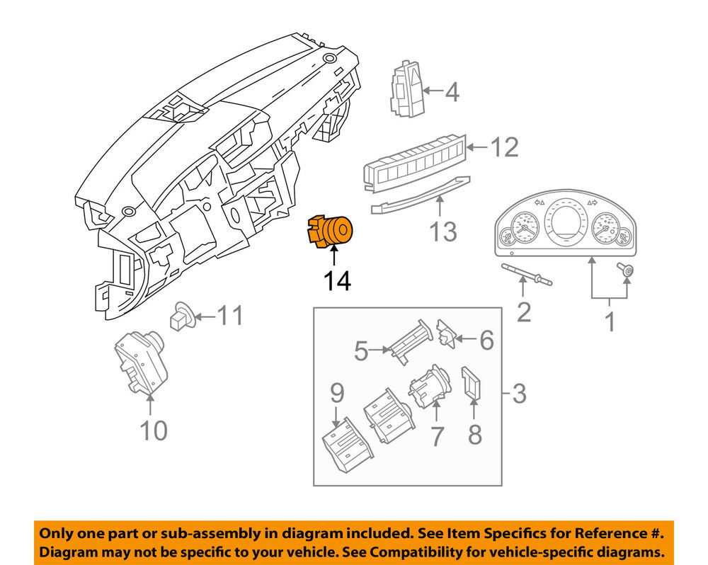 hight resolution of details about mercedes oem e350 temperature in car interior temperature sensor 2118300272