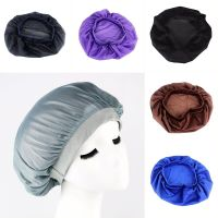 Pure Silk Night Cap For Long Curly Hair Care Scarves