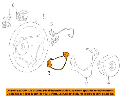 small resolution of details about bmw oem 11 13 m3 steering wheel switch button assy 61317842435