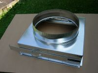 Filter rack plenum,return air 20x20x5 with end cap, and ...