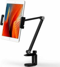 360 turn Bed Tablet Mount Holder Stand iPad Pro 12.9 ...