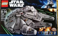 Unopened LEGO Millennium Falcon (7965) Discontinued Set ...