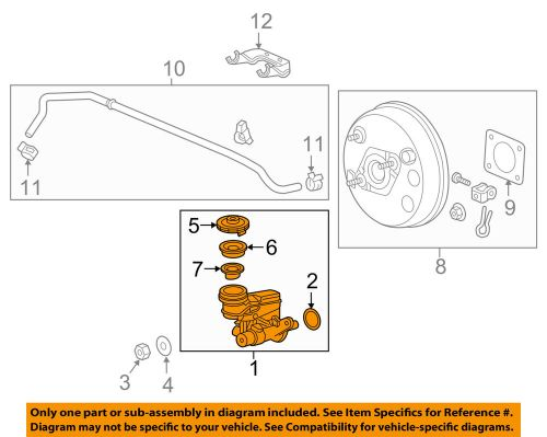 small resolution of details about honda oem 15 16 fit brake master cylinder 46100t5ra01