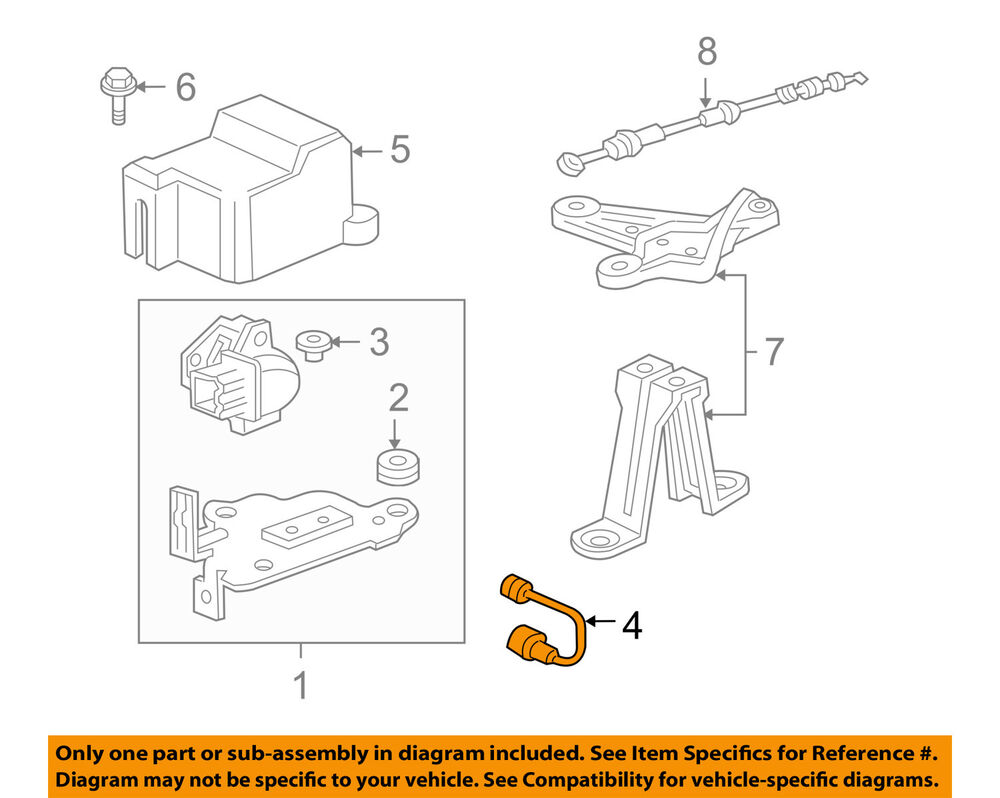 hight resolution of details about acura honda oem 01 03 cl abs anti lock brakes g sensor 39940s30003