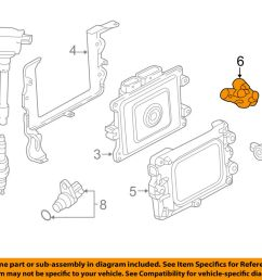 details about honda oem 16 18 civic engine crankshaft crank position sensor cps 375005baa01 [ 1000 x 798 Pixel ]