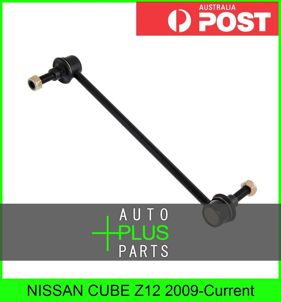 medium resolution of details about fits nissan cube z12 2009 current front stabiliser anti roll sway bar link