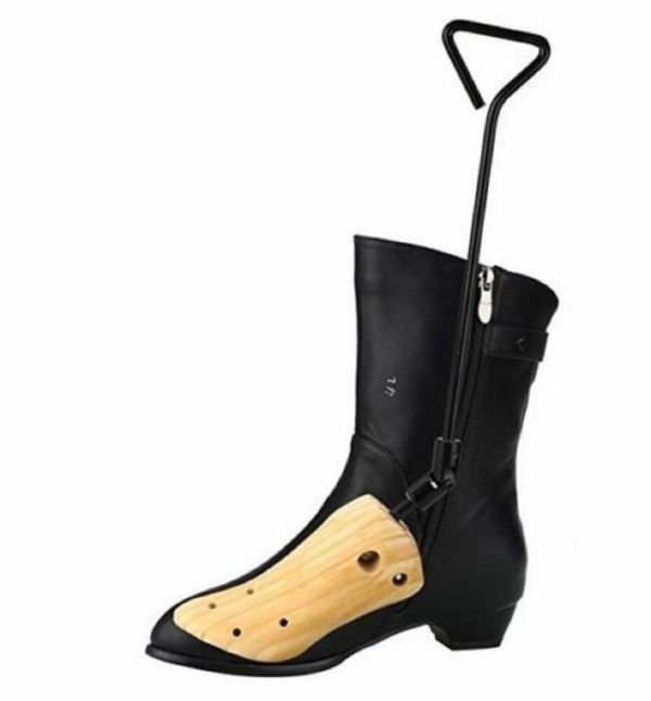 Boot Stretcher Men Wood Shoe Shaper Lady Western Cowboy