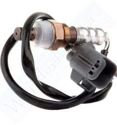 details about upstream 02 o2 oxygen sensor 234 4375 for 2003 2006 ford focus l4 2 3l manifold [ 1000 x 1000 Pixel ]
