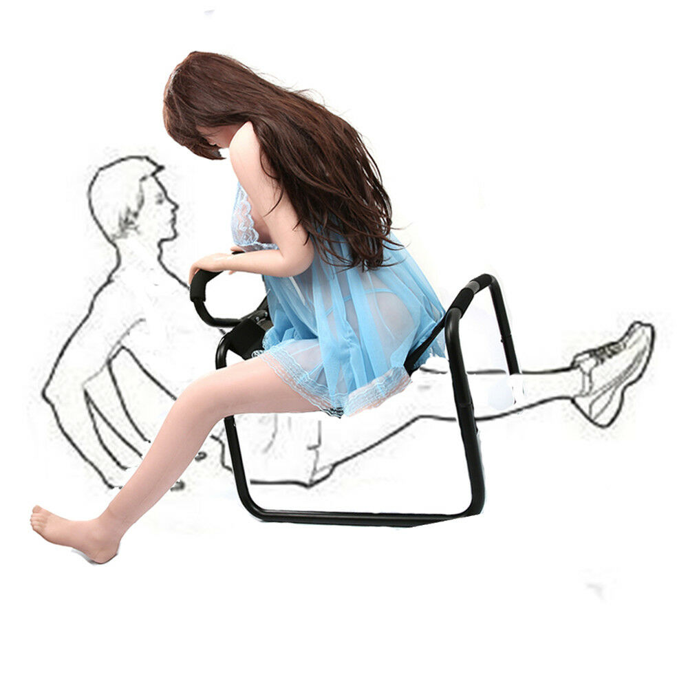 Bounce Chair Cozy Feel Loving Bounce Stool Chair With Handrail Elastic Unisex Toy Black T3217 756244197630 Ebay