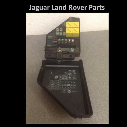 small resolution of details about land rover freelander 1 td4 under bonnet fuse box yqe000272 yqe000271
