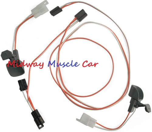 small resolution of details about under dash courtesy light wiring harness chevy gmc 67 72 pickup truck blazer