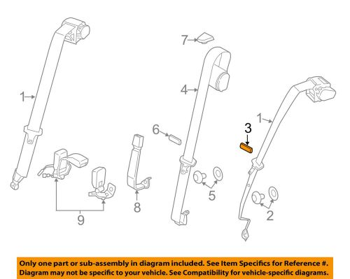 small resolution of details about bmw oem 11 16 x3 front seat belt seat belt assembly clip 72111862636