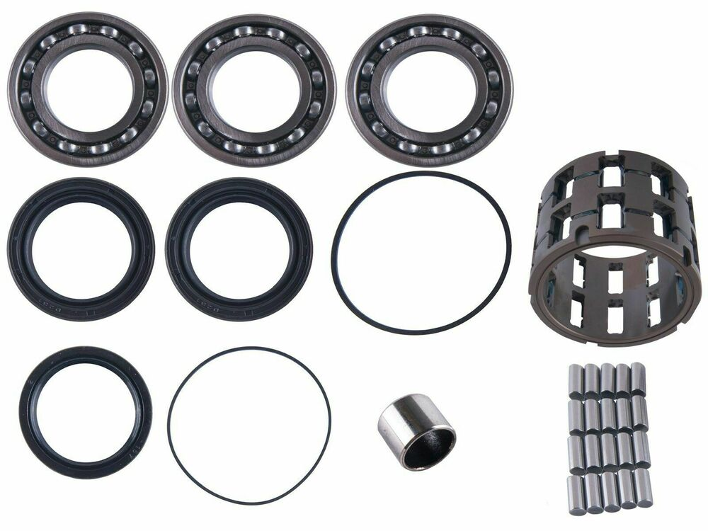 Polaris Sportsman front differential kit with Sprague 300