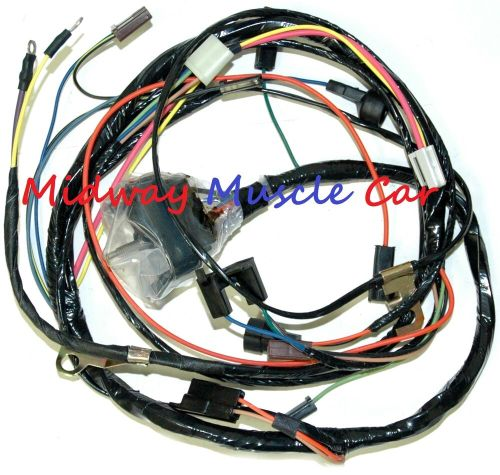 small resolution of details about hei engine wiring harness 70 71 chevy camaro nova ss 302 427 350 396
