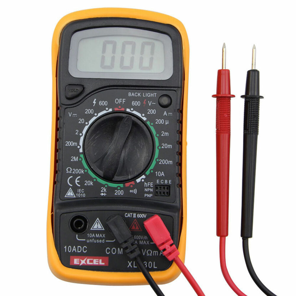 medium resolution of details about digital lcd multimeter current circuit tester buzzer ammeter voltmeter ac dc ohm