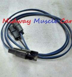 details about backup reverse light switch extension wiring harness 65 66 pontiac gto 66 442 [ 1000 x 981 Pixel ]