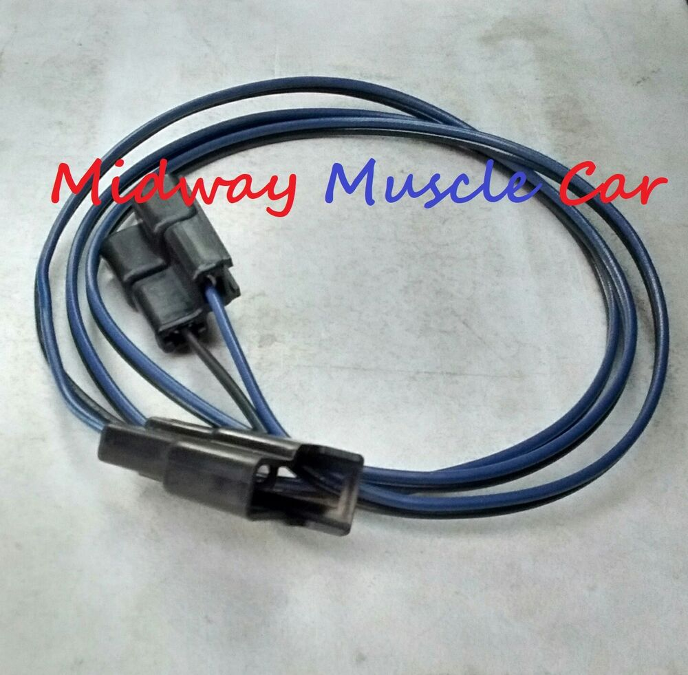 medium resolution of details about backup reverse light switch extension wiring harness 65 66 pontiac gto 66 442