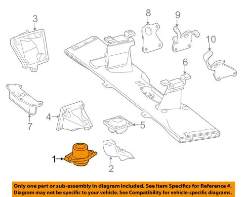 small resolution of details about mercedes mercedes benz oem ml350 engine motor mount torque strut 1662405417