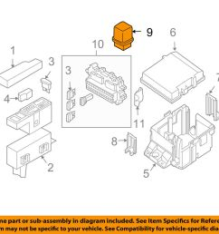 details about nissan oem anti theft alarm system relay 2523079918 [ 1000 x 798 Pixel ]