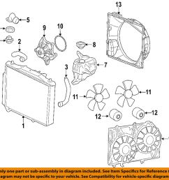 details about cadillac gm oem 04 09 srx engine water pump 12595614 [ 998 x 1000 Pixel ]