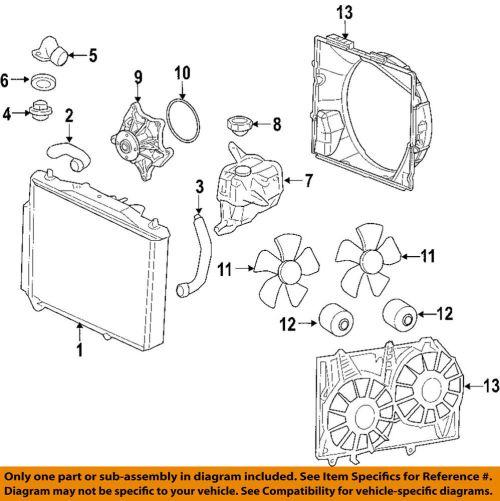 small resolution of details about cadillac gm oem 04 09 srx engine water pump 12595614