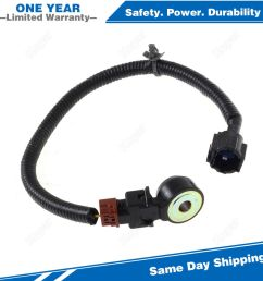 details about engine knock sensor w wiring harness 2206030p00 917 141 for nissan infiniti [ 1000 x 1000 Pixel ]
