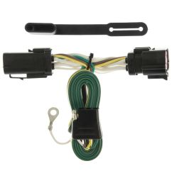 details about trailer connector kit custom wiring harness fits 97 03 ford f 150 [ 1000 x 1000 Pixel ]