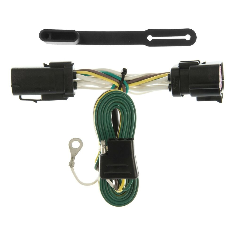 medium resolution of details about trailer connector kit custom wiring harness fits 97 03 ford f 150