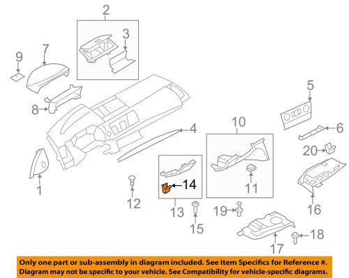 small resolution of details about bmw oem 08 13 128i tail gate tailgate hatch lower trim panel clip 07146962323