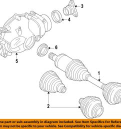 details about bmw oem 11 16 550i xdrive front cv axle joint boot 31607606091 [ 1000 x 885 Pixel ]