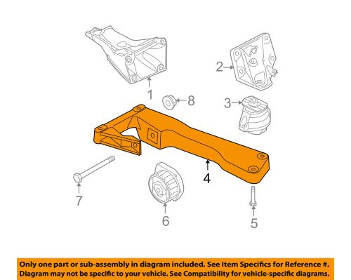 small resolution of details about bmw oem 07 16 328i automatic transmission mount 22116769281