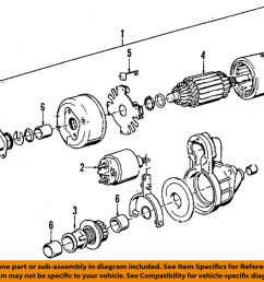 details about bmw oem 88 01 750il starter solenoid 12411720442 [ 1000 x 899 Pixel ]