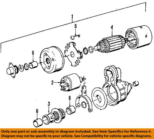 small resolution of details about bmw oem 88 01 750il starter solenoid 12411720442