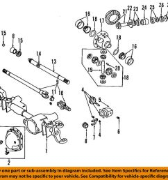 dodge ram 1500 front axle diagram wiring diagram for you dodge chrysler oem 94 01 ram [ 1000 x 941 Pixel ]