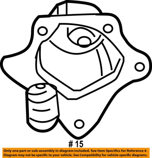 small resolution of details about chrysler oem 01 10 pt cruiser rear suspension bracket left 4724859aa