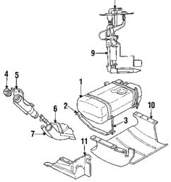 details about jeep chrysler oem 93 94 grand cherokee fuel pump 5102119ab [ 828 x 1000 Pixel ]