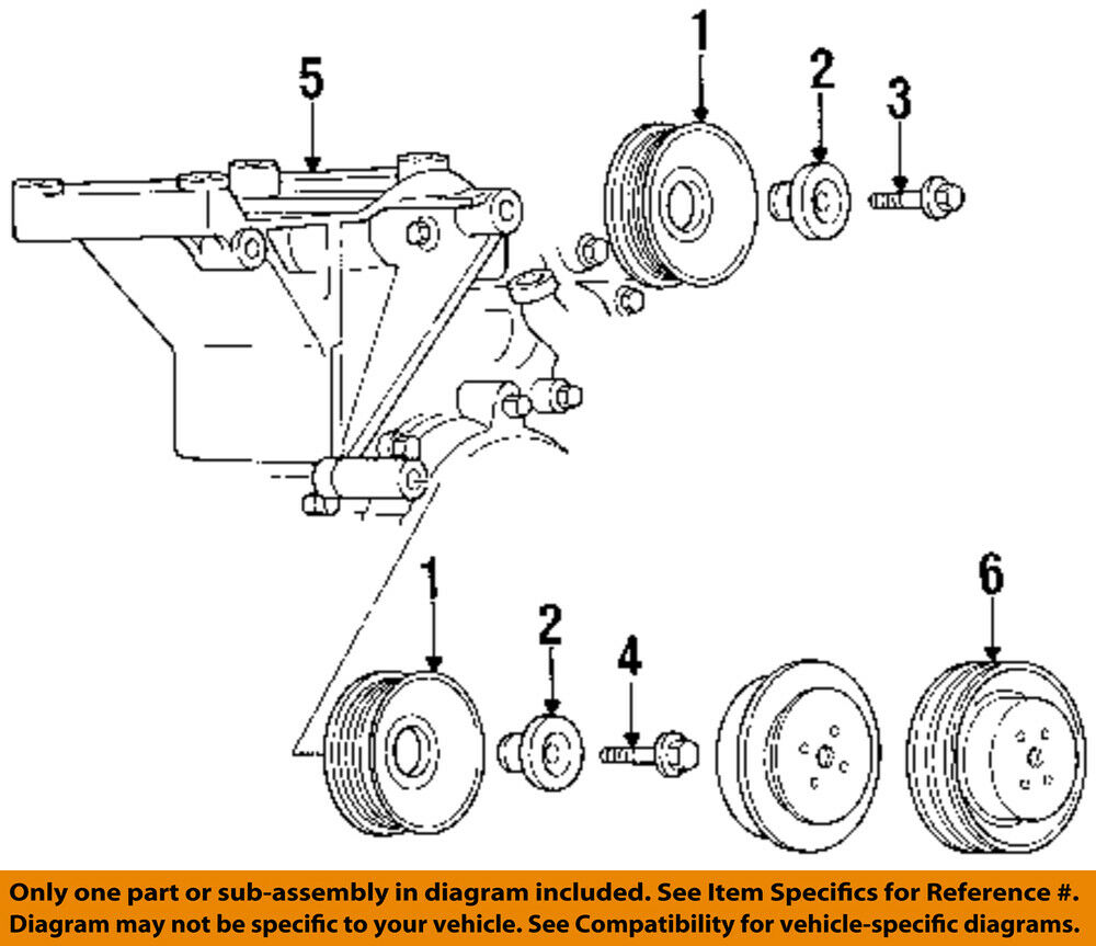 hight resolution of jeep chrysler oem grand cherokee belt or pulley idler pulley bracket 2000 jeep cherokee pulley diagram jeep cherokee pulley diagram
