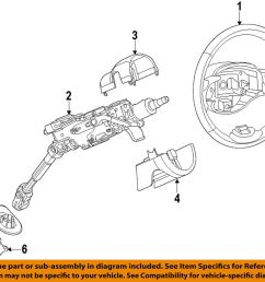 details about jeep chrysler oem 14 18 cherokee steering wheel 5qv34lu5ae [ 1000 x 872 Pixel ]