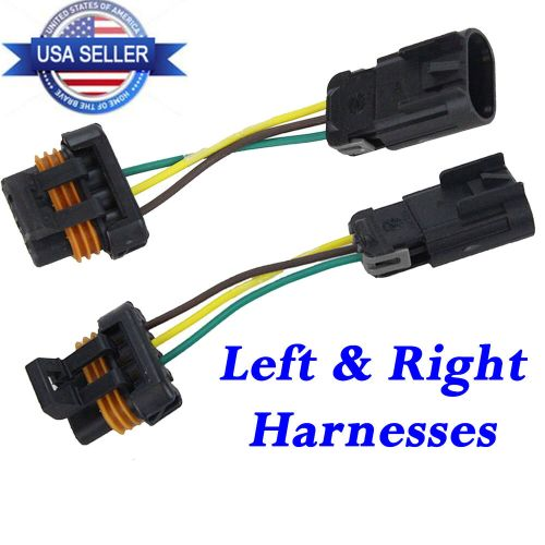 small resolution of details about 2015 2018 polaris rzr 900 to 1000 xp led headlight conversion wire harness plugs