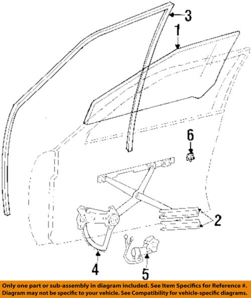 small resolution of details about mercedes mercedes benz oem 86 93 300e front door window glass left 1247200318