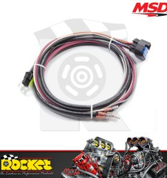 details about msd replacement wiring harness suit msd digital 6al msd29774 [ 1000 x 1000 Pixel ]