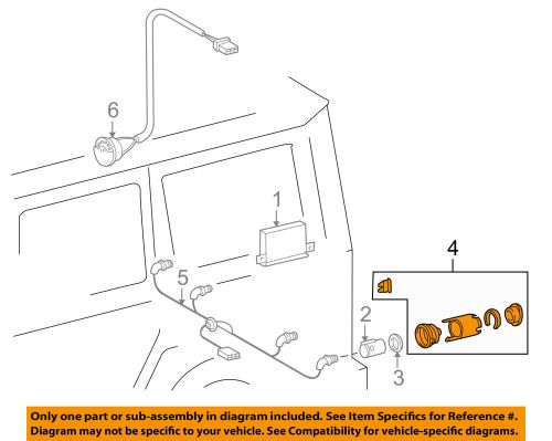 small resolution of details about mercedes oem 02 05 g500 electrical repair kit 4638220100
