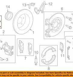 details about ford oem brake rear caliper mount bolt n606046s60 [ 1000 x 798 Pixel ]
