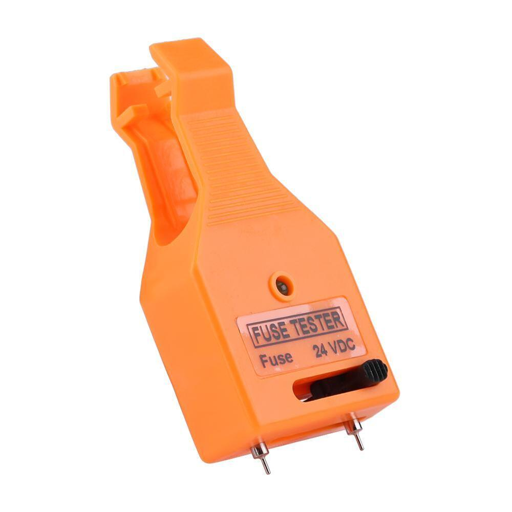 hight resolution of details about 1pc blade type led light automotive car fuse checker tester puller removal tool
