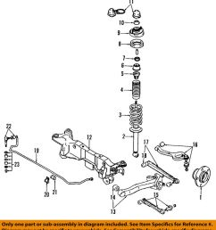 details about dodge chrysler oem 91 96 stealth rear lower control arm mr535505 [ 900 x 1000 Pixel ]