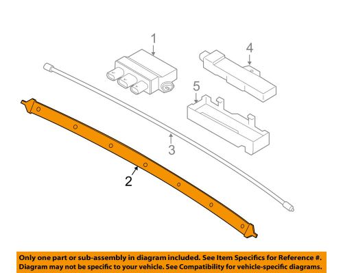 small resolution of details about bmw oem 12 16 328i electrical rear sensor 61357391042