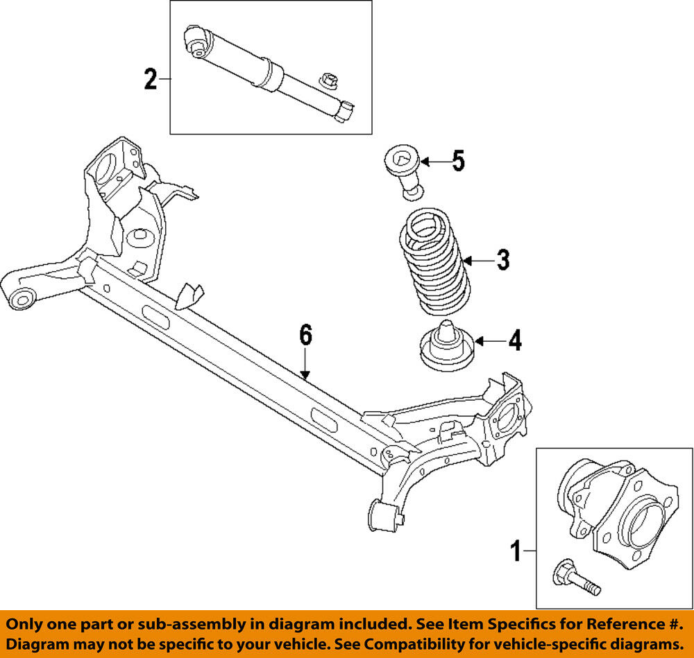 medium resolution of details about ford oem 14 18 transit connect rear suspension coil spring dv6z5560e