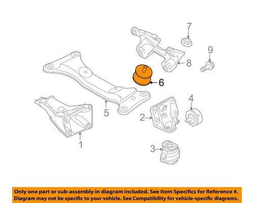 small resolution of details about bmw oem 07 13 328i transmission trans mount 22316799845