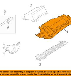 details about bmw oem 09 16 z4 glove compartment box assy 51169188679 [ 1000 x 798 Pixel ]