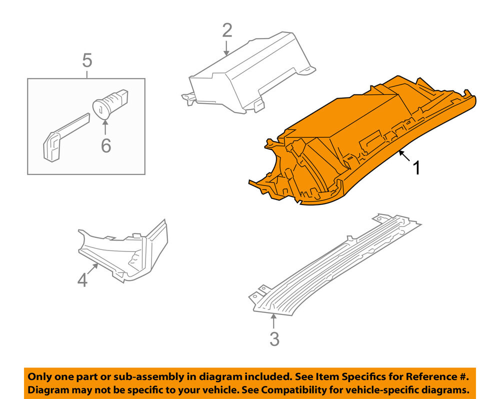 medium resolution of details about bmw oem 09 16 z4 glove compartment box assy 51169188679